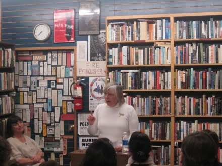 Trina Drotar Reading at The Book Collector